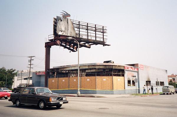 1992 Los Angeles Riot Damage - 15 of 34