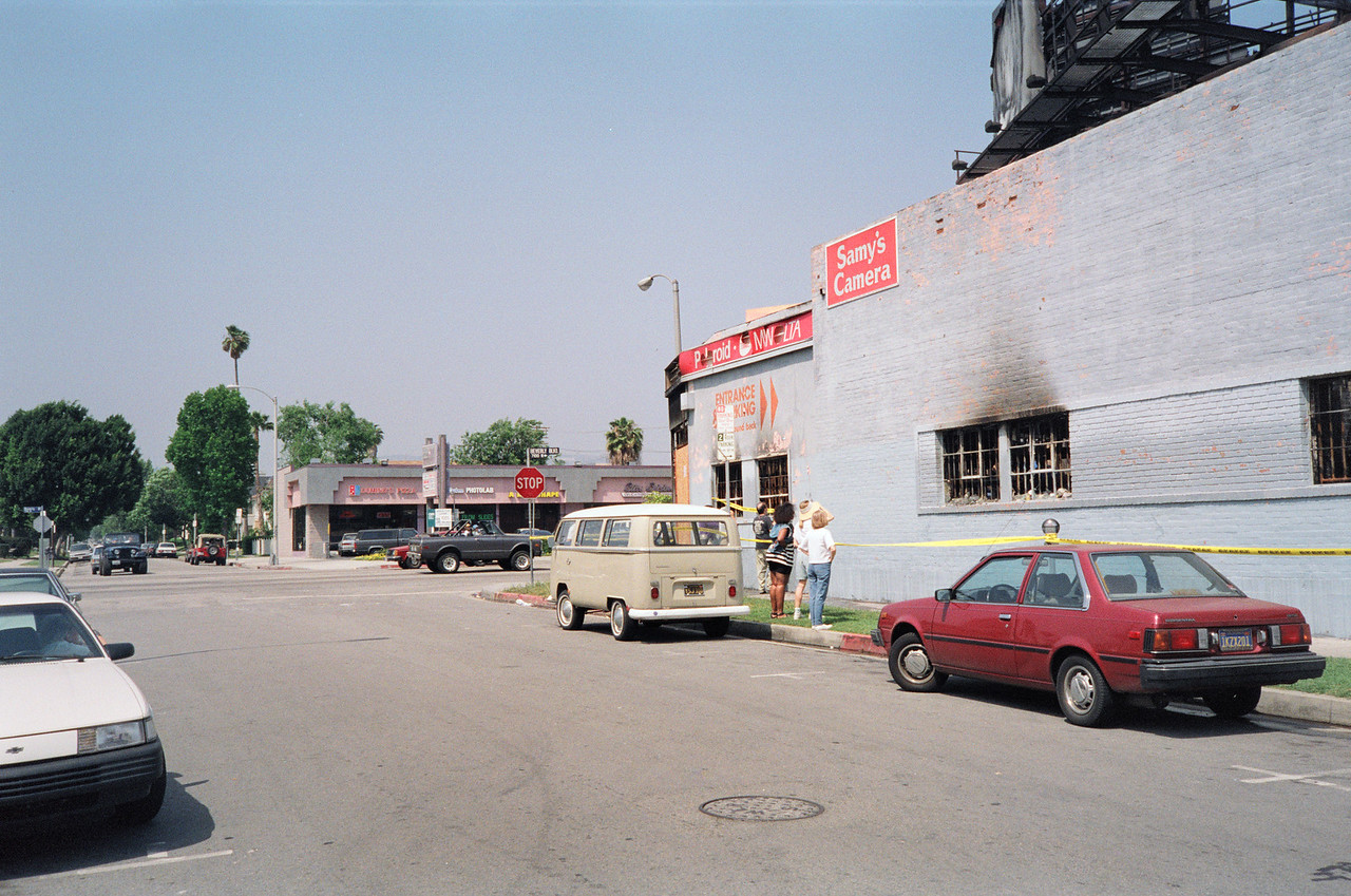1992 Los Angeles Riot Damage - 19 of 34
