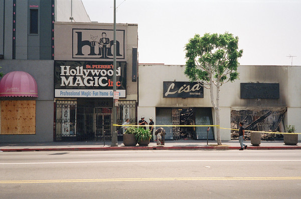 1992 Los Angeles Riot Damage - 10 of 34