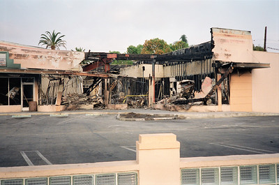 1992 Los Angeles Riot Damage - 33 of 34