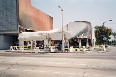 1992 Los Angeles Riot Damage - 23 of 34