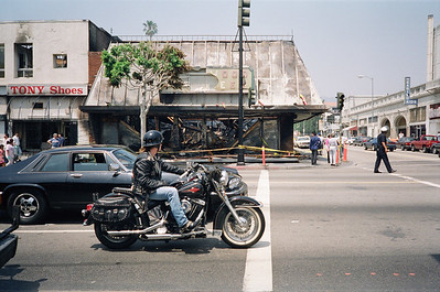 1992 Los Angeles Riot Damage - 5 of 34
