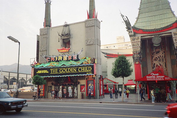 Hollywood Boulevard, 1987: Mann's Chinese Theatre 2 of 2