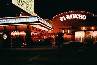 Las Vegas, January 1987: The El Rancho Casino