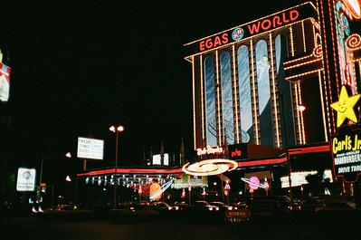 Las Vegas, January 1987: Bob Stupak's Vegas World