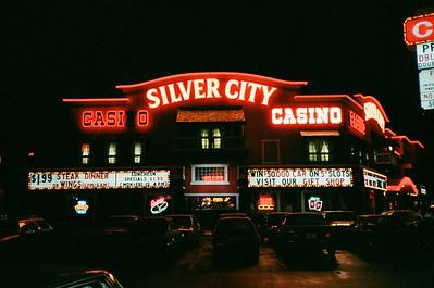Las Vegas, January 1987: The Silver City Casino