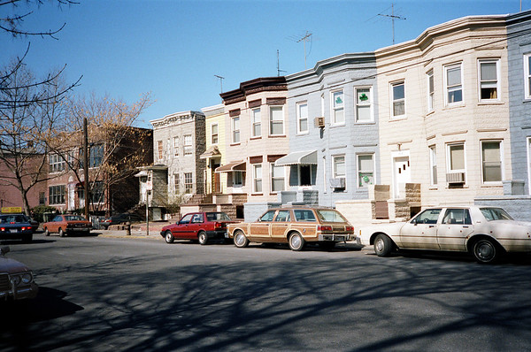 Windsor Terrace, Brooklyn, NY, 1988 - 7 of 13