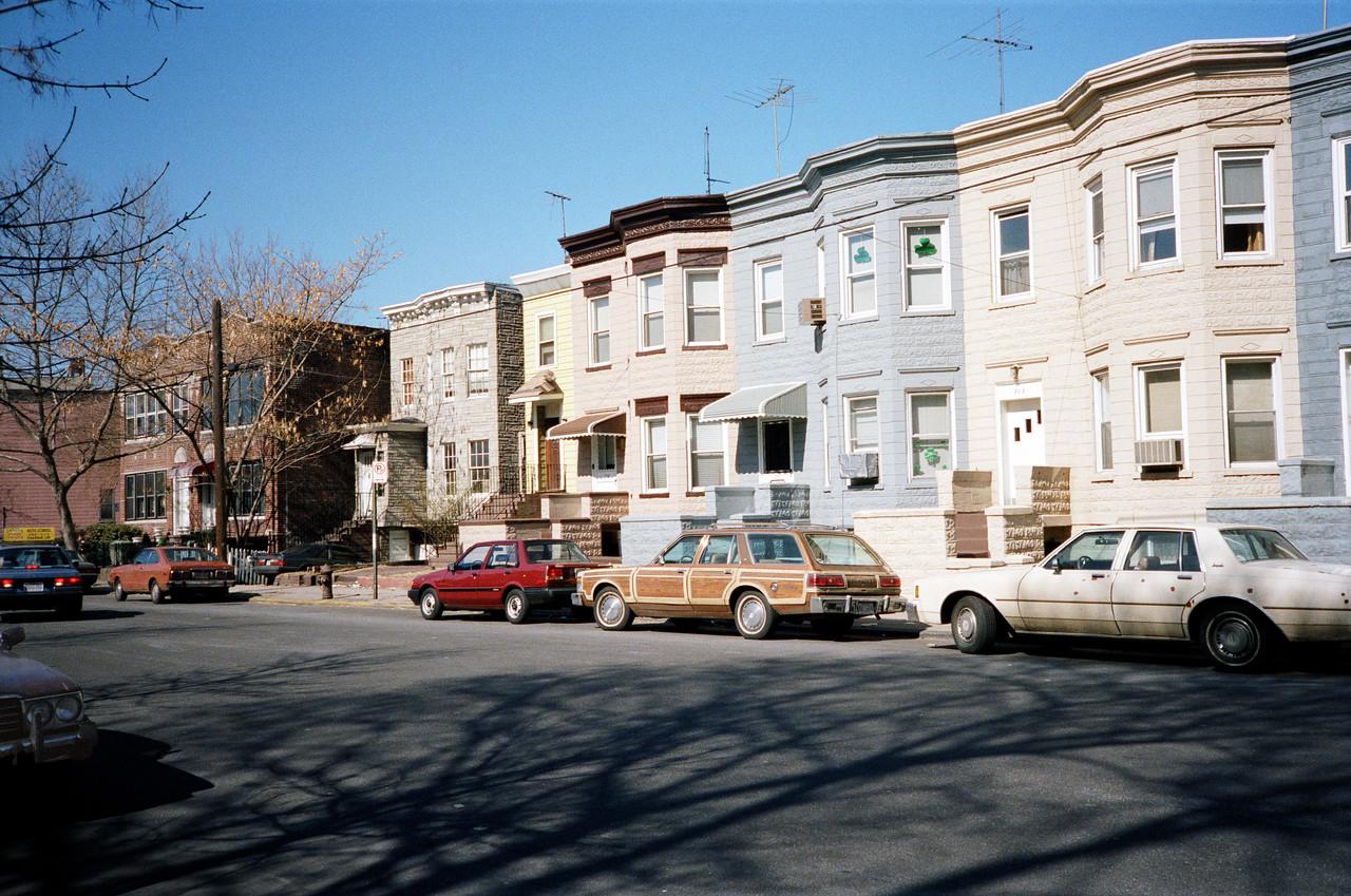 Windsor Terrace, Brooklyn, NY, 1988 - 7 of 13