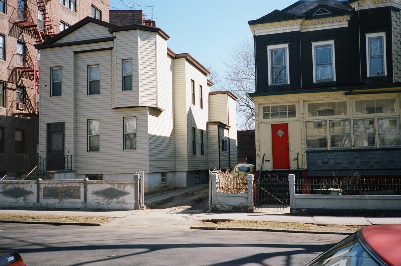 Windsor Terrace, Brooklyn, NY, 1988 - 6 of 13