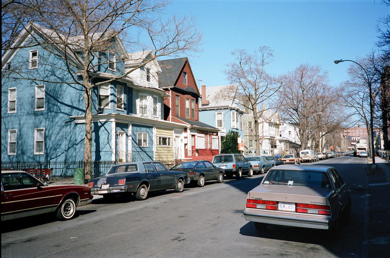 Windsor Terrace, Brooklyn, NY, 1988 - 3 of 13