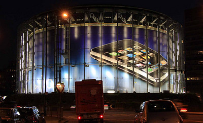 BFI Imax Movie Theatre