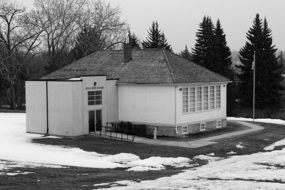 Little White School