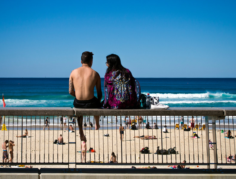 Best Seat In The House, Surfers paradise,  Queensland, Australia
