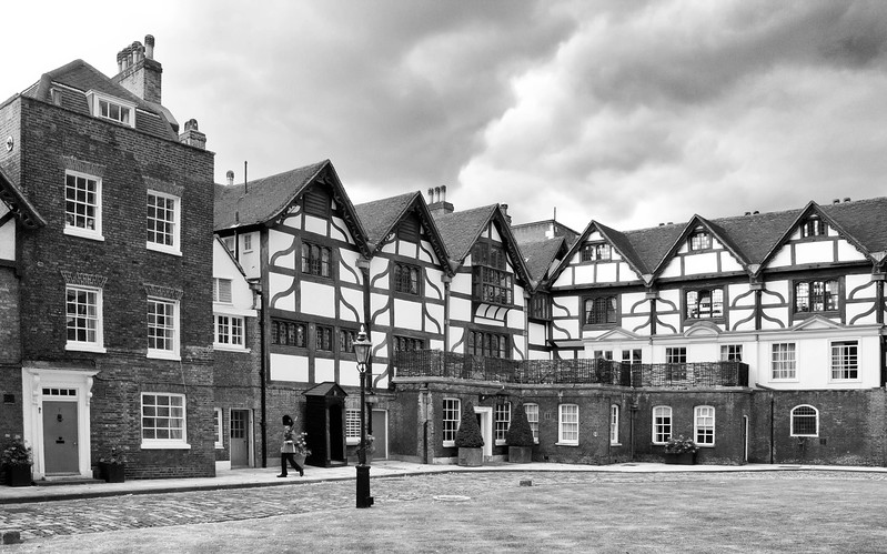 The Mews, Tower Of London