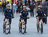 Bike Force, King George Square,  Brisbane, Australia