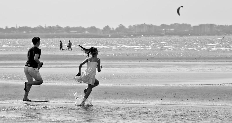 Beach Dash, Sandgate, Auistralia