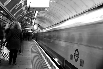 Oxford Circus - London Underground, UK