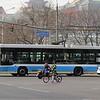 Beijing Public Bus Foton BJ5120A Trolleybus