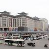Xiamen King Long Transit Bus operating Xi'an City Bus Route 13