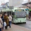 Minsktrans ;Belkamunmash BKM-333 Trolleybus, No. 2623 (s/n 163)