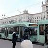 Minsktrans Belkamunmash BKM-321 Trolleybus, No. 4698 (s/n 805)