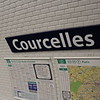 RATP Paris Metro Courcelles Station Line 2