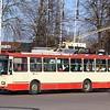 Susisiekimo Paslaugos (SP) Škoda 14TrM Trolleybus No.2673 Vilnius