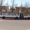 Susisiekimo Paslaugos (SP) Škoda 15Tr Trolleybus No.2603 Vilnius