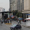 Hidalgo Interchange - CDMX Metrobus BRT and Metro stations, Mexico City