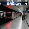 Revolucion station, Metro Line 2, Mexico City