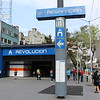 Revolucion station, Metro Line 2, Mexico City