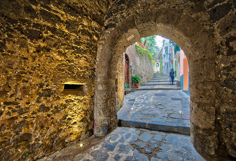 The Streets of Sorrento