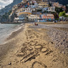 Positano's Chinese Beach
