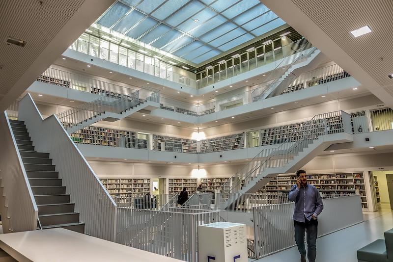 Stadtbibliotek