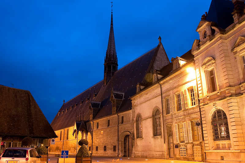 Hospices de Beaune, Burgundy, France.
