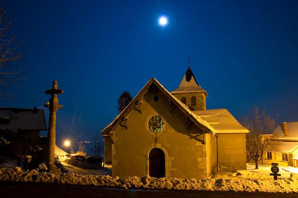 Saint-Bernard du Touvet, France.