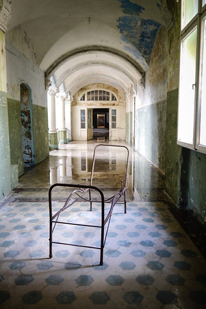 Beelitz - Abandoned Hospital