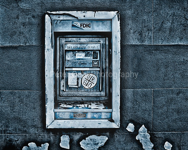 Back in the day deposit box