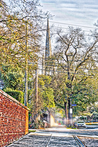 Third and Dock St.  Wilmington, NC