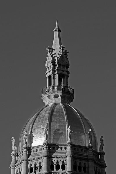 the capitol, hartford