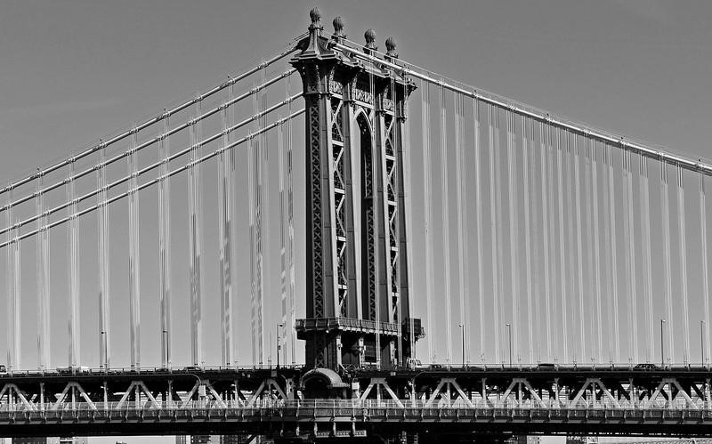 manhattan bridge, 2010