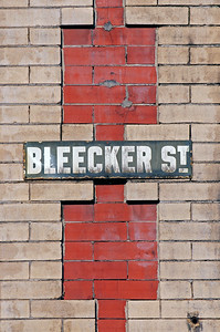 """bleecker street"" greenwich village nyc"