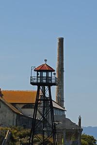Watchtower, Alcatraz