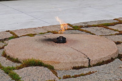 The Eternal Flame Arlington National Cemetary