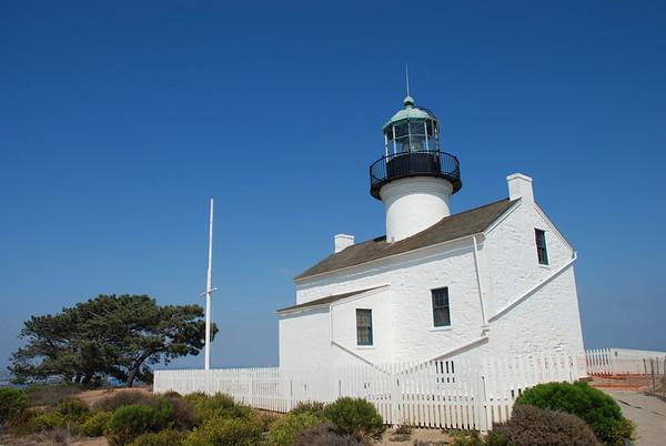 2008-09 Point Loma Lighthouse