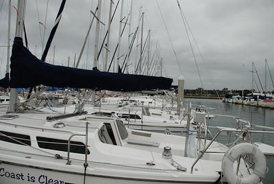 2008-12 Sailing, San Diego Bay
