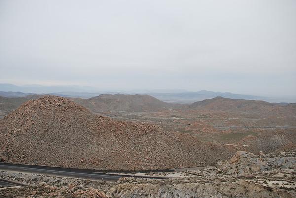 2009-02 Desert View Tower & Boulder Park, CA