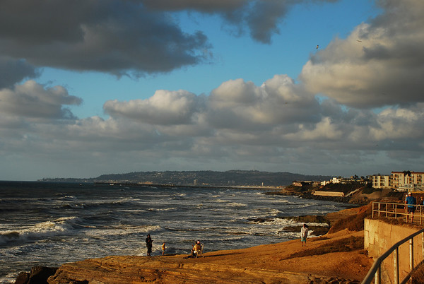 2009-10 Sunset Cliffs