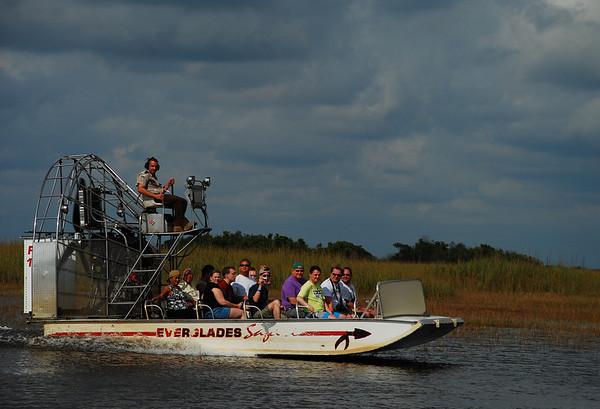 2009-12 Everglades Safari Park - Miami, FL