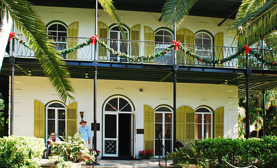 2009-12 Hemingway House - Key West, FL